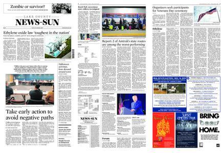 Lake County News-Sun – October 18, 2019