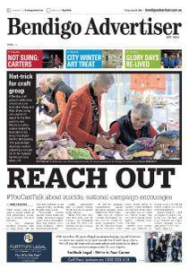 Bendigo Advertiser - July 20, 2018