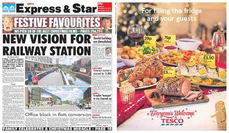 Express and Star City Edition – December 19, 2017
