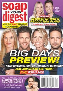 Soap Opera Digest - July 20, 2020