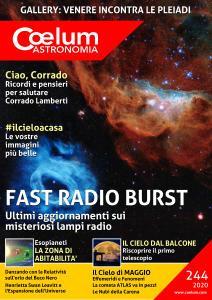 Coelum Astronomia - Numero 244 2020