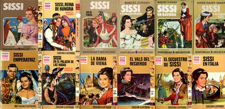 Historias Seleccion (Serie Sissi) Números: 1-11, 16-19