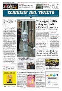 Corriere del Veneto Padova e Rovigo - 10 Gennaio 2018