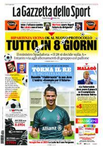 La Gazzetta dello Sport Bergamo – 20 maggio 2020