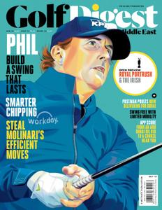 Golf Digest Middle East - July 2019
