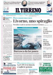 Il Tirreno Livorno - 24 Gennaio 2021