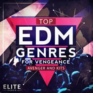 Mainroom Warehouse Top EDM Genres WAV MiDi VENGEANCE SOUND AVENGER