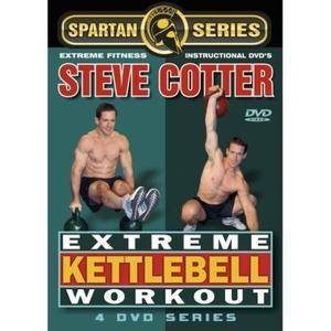Steve Cotter - Extreme Kettlebell Workout (Vol 1-4) (2007)