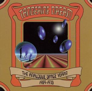 Tangerine Dream - The Analogue Space Years 1969-1973 (1998)