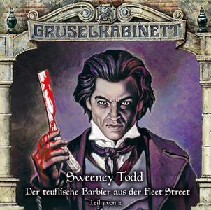 «Gruselkabinett - Folge 132: Sweeney Todd, Der teuflische Barbier aus der Fleet Street - Teil 1» by Thomas Prest