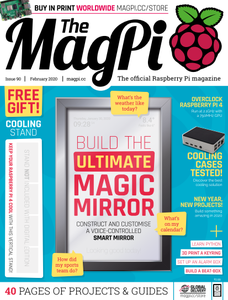 The MagPi - February 2020