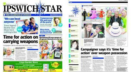 Ipswich Star – October 09, 2017
