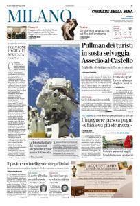 Corriere della Sera Milano - 24 Aprile 2018