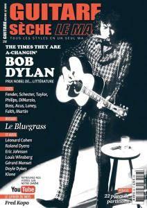 Guitare Seche Le Mag N.38 - Decembre 2016 - Janvier-Fevrier 2017