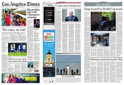 Los Angeles Times – June 07, 2018