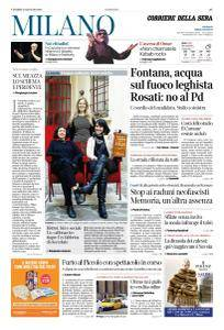 Corriere della Sera Milano - 12 Gennaio 2018
