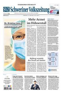 Schweriner Volkszeitung Hagenower Kreisblatt - 16. Juni 2020