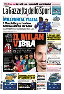 La Gazzetta dello Sport Sicilia – 21 novembre 2018