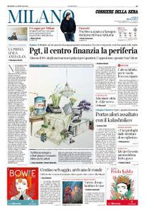 Corriere della Sera Milano – 06 gennaio 2019