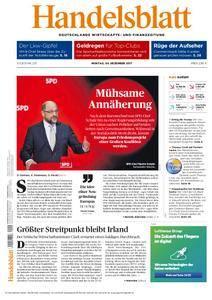 Handelsblatt - 04. Dezember 2017