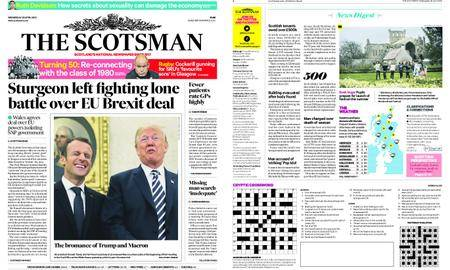 The Scotsman – April 25, 2018