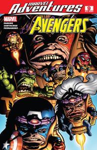 Marvel Adventures The Avengers 009 2007 Digital Shadowcat