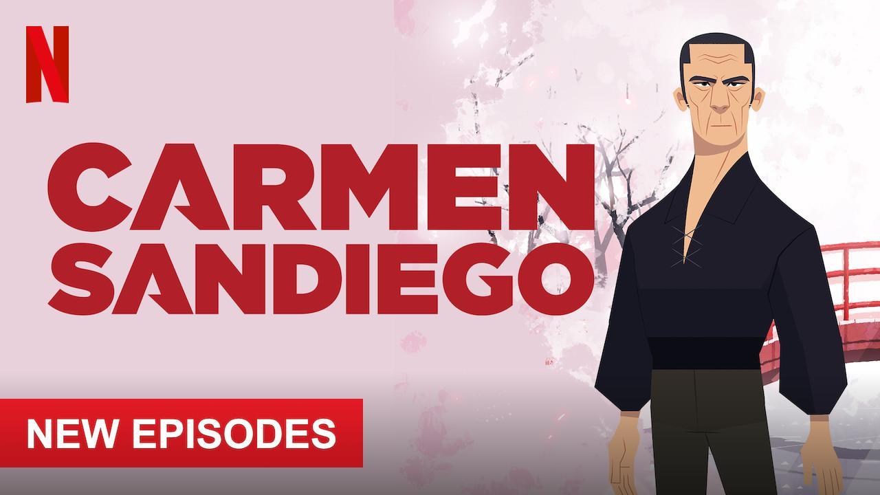 Carmen Sandiego S02