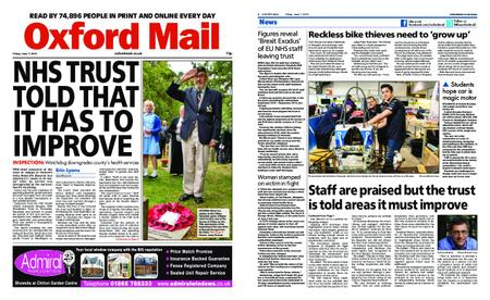 Oxford Mail – June 07, 2019