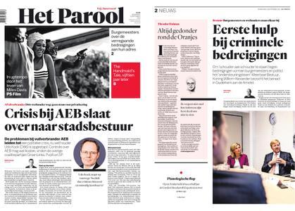 Het Parool – 11 september 2019
