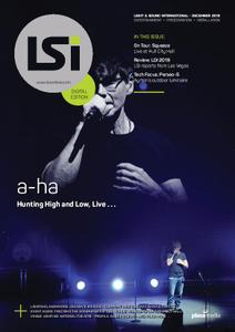 Light & Sound International – December 2019