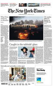 International New York Times - 17 May 2018
