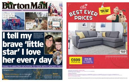 Burton Mail – December 26, 2019