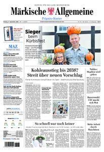 Märkische Allgemeine Prignitz Kurier - 17. September 2018