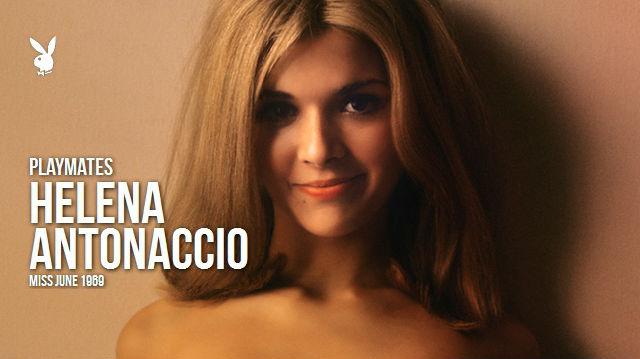 Helena Antonaccio - Playmate of the Month for June 1969