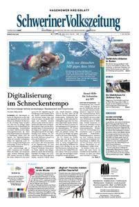 Schweriner Volkszeitung Hagenower Kreisblatt - 25. Juli 2018