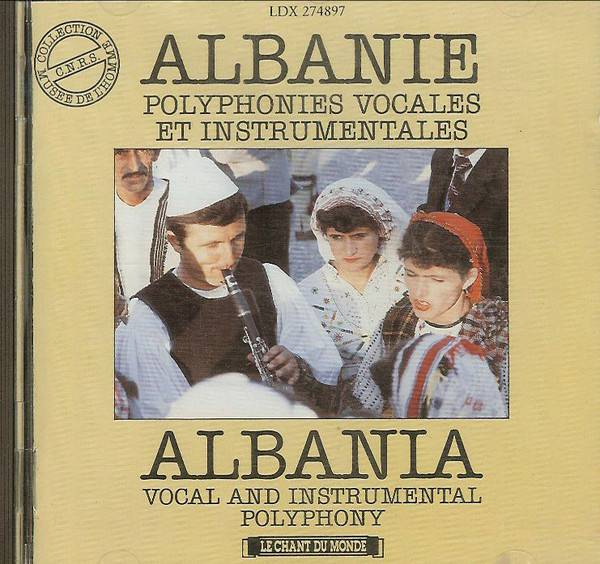 VA - Albania. Polyphonies vocales et instrumentales (1988)