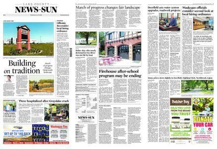 Lake County News-Sun – July 25, 2018