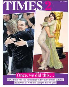 The Times Times 2 - 13 April 2020