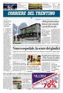 Corriere del Trentino – 03 ottobre 2019