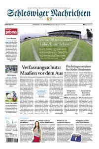Schleswiger Nachrichten - 18. September 2018