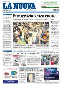 La Nuova Sardegna Sassari - 25 Aprile 2019