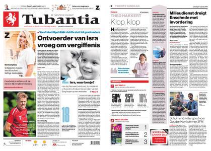 Tubantia - Enschede – 24 augustus 2019