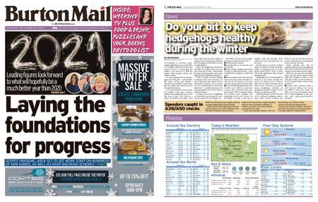 Burton Mail – December 26, 2020