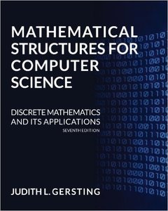 Mathematical Structures for Computer Science, 7 edition