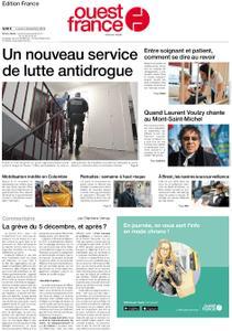 Ouest-France Édition France – 02 décembre 2019