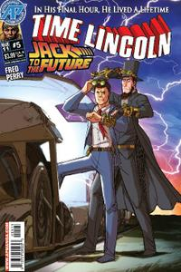Antarctic Press-Time Lincoln No 05 Jack To The Future 2013 Hybrid Comic eBook