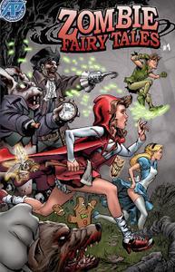 Antarctic Press-Zombie Fairy Tales 2014 Hybrid Comic eBook