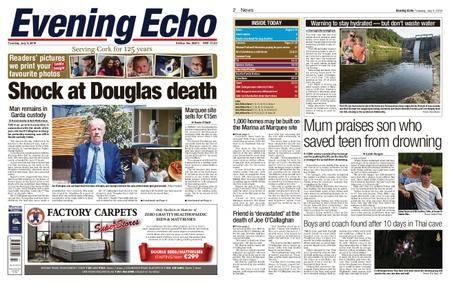 Evening Echo – July 03, 2018