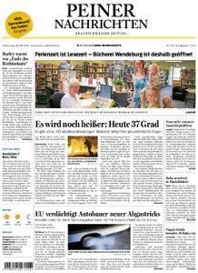 Peiner Nachrichten - 26. Juli 2018