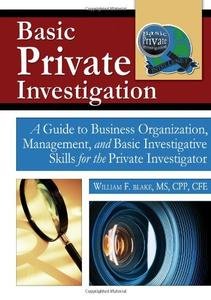 Basic Private Investigation  [Repost]